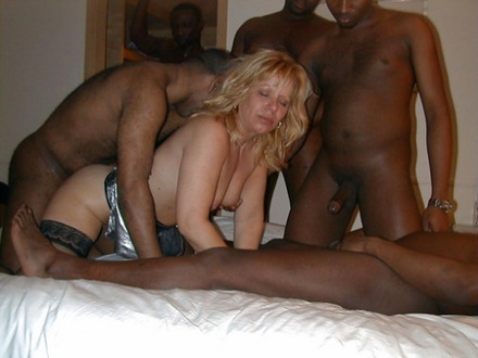 My real passion breeding session for multiple bbc